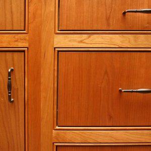Asheville Kitchen Cabinet Drawers